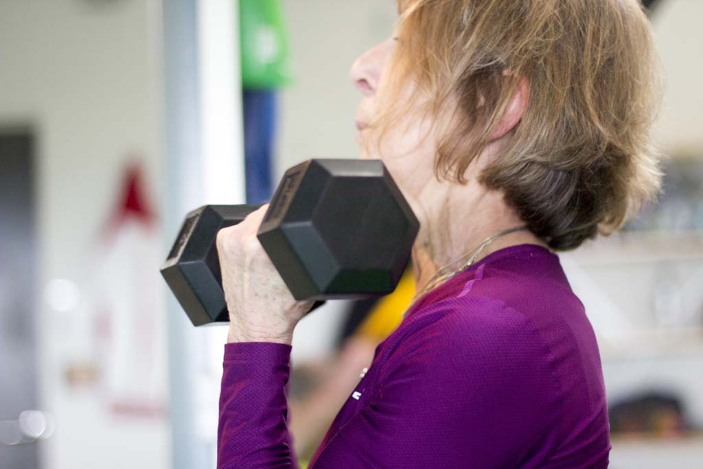 Théa Payne Personal Training Bristol over 50s