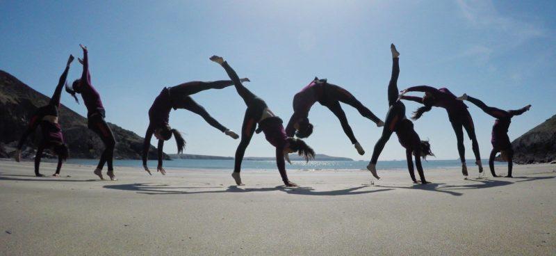 Théa Payne Personal Training Bristol Gymnastics