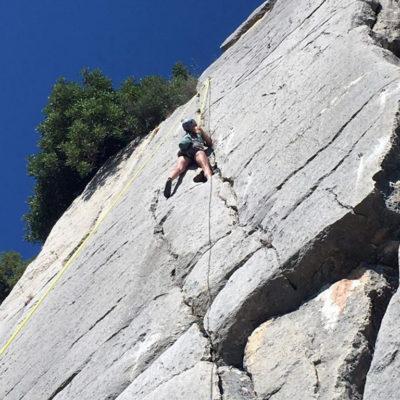 Théa Payne Personal Training Bristol Climbing Strength