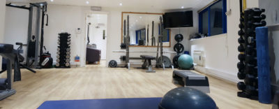 Personal Training Bristol gym