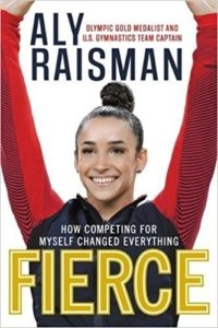 Aly Raisman Book 'Fierce'